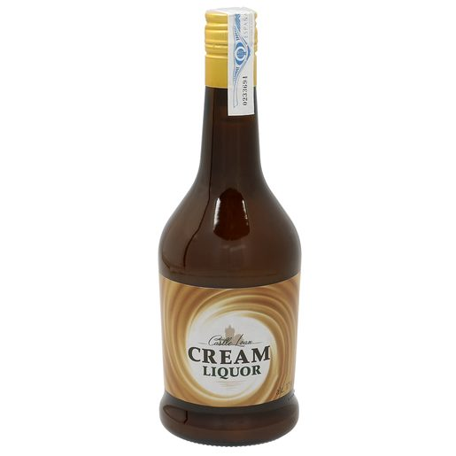 CASTLE LOAN licor de crema de whsiky botella 70 cl