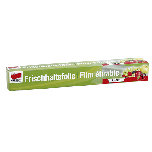 QUICKPACK film transparente 30 m.