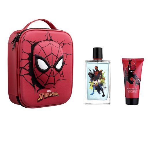 SPIDERMAN pack colonia 100 ml + gel de ducha 60 ml