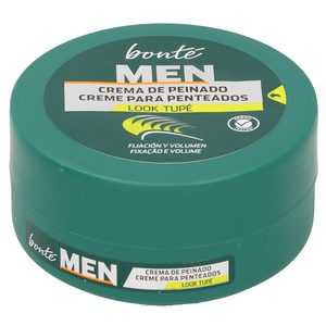 BONTE men crema capilar de peinado tarro 125 ml