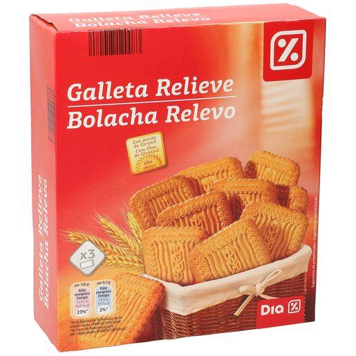 DIA galletas de desayuno  caja 700 grs