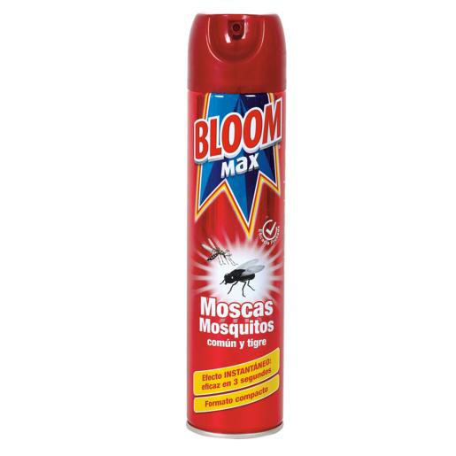 BLOOM Max insecticida antimosquitos spray 400 ml