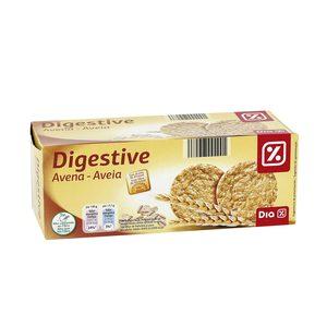 DIA galletas tipo Digestive avena paquete  425 gr