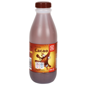DIA batido chocolate botella 1 lt
