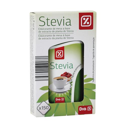 DIA VITAL edulcorante stevia 150 comprimidos