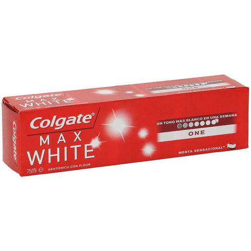 COLGATE MAXWHITE pasta dentifrica One tubo 75ml
