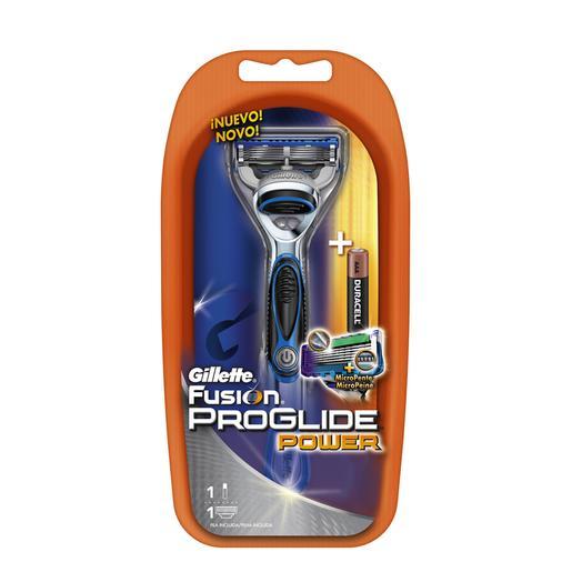 GILLETTE Fusion proglide power maquinilla de afeitar blister 1 ud