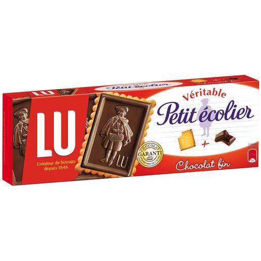 LU galleta petit ecolier cubierta de chocolate paquete 150 gr