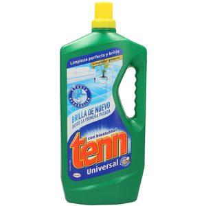 TENN limpiahogar universal con bioalcohol botella 1.3 lt