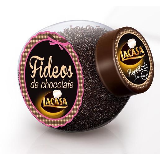 LACASA fideos de chocolate 110 grs