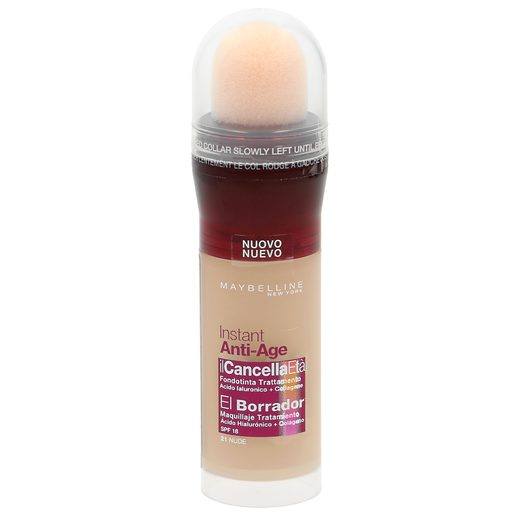 MAYBELLINE El Borrador base de maquillaje 21 Nude