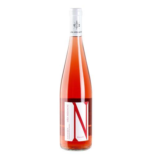 VIÑA ARDANCHE vino rosado DO Navarra botella 75 cl