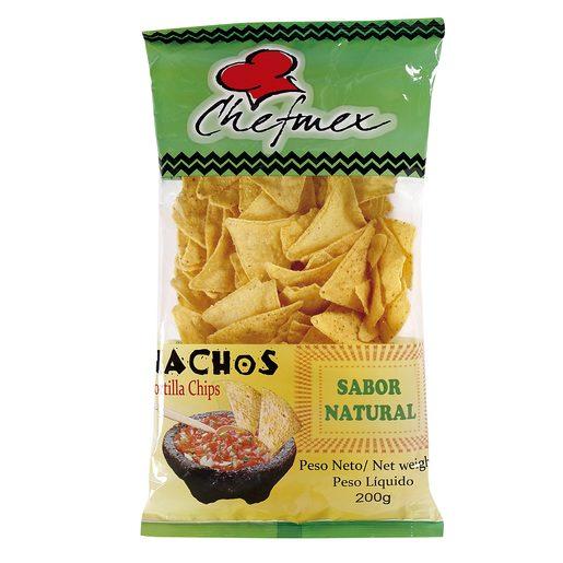 LA COSTEÑA nachos chips bolsa 200 gr