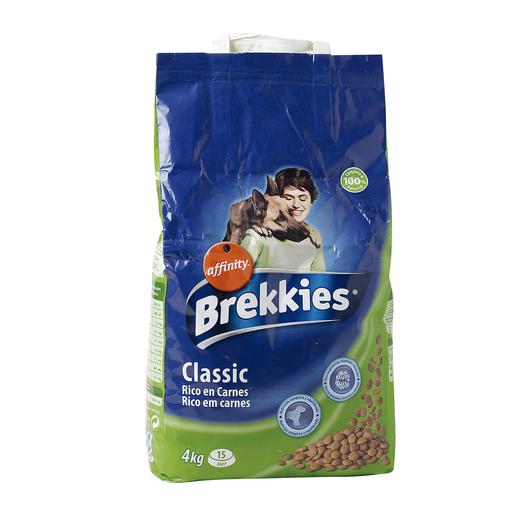 BREKKIES EXCEL alimento para perros classic bolsa  4 kg
