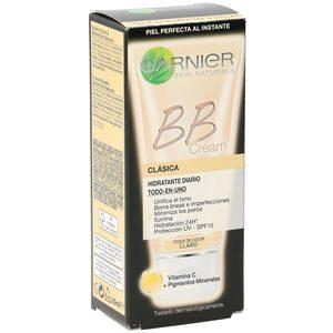 GARNIER BB cream hidratante diario todo en uno tono claro tubo 50 ml