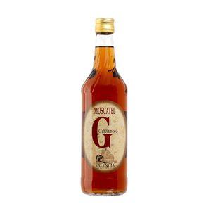 GERALDINO vino blanco de uva moscatel botella 75 cl