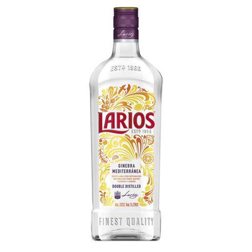 LARIOS ginebra nacional botella 70 cl