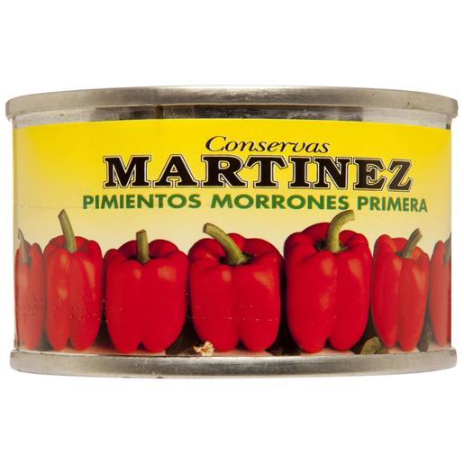 MARTINEZ pimientos lata 60 gr