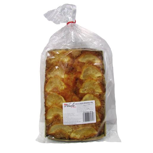 LA ABUELA coca casera de manzana bolsa 400 gr