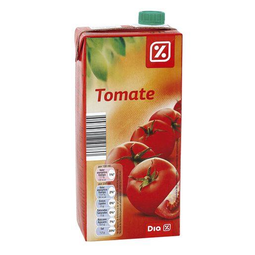 DIA zumo de tomate envase 1 lt