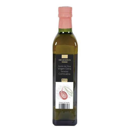 DIA DELICIOUS aceite virgen extra cornicabra botella 500 ml