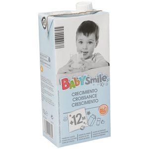 BABYSMILE leche crecimiento envase 1lt