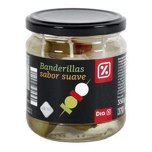 DIA banderillas dulces frasco 140 gr