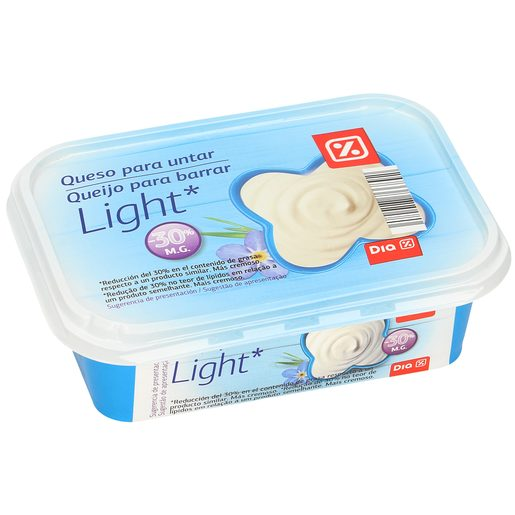 DIA queso para untar light tarrina 250 gr