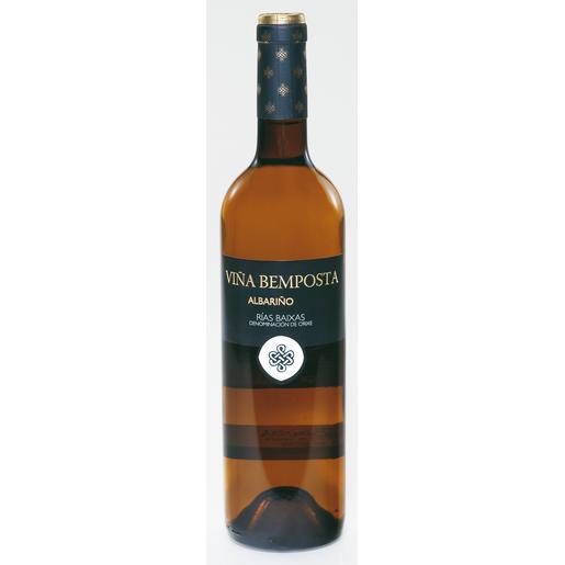 VIÑA BEMPOSTA vino blanco albariño Do Rias Baixas botella 75 cl
