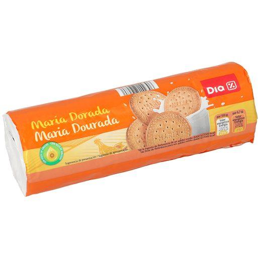 DIA galleta maria dorada paquete 200 gr