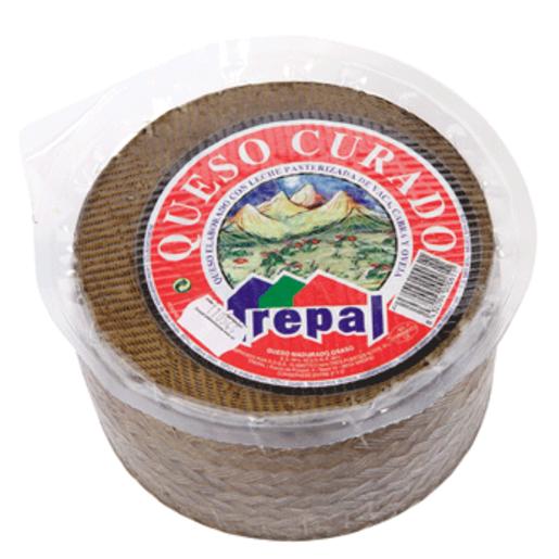 TREPAL queso curado pieza 1,7 kg