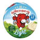 LA VACA QUE RIE queso fundido light 16 porciones caja 250 gr