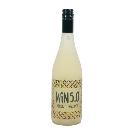 WIN 5.0 vino blanco verdejo frizzante botella 75 cl