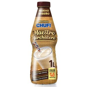 CHUFI horchata maestro horchatero botella 1 lt