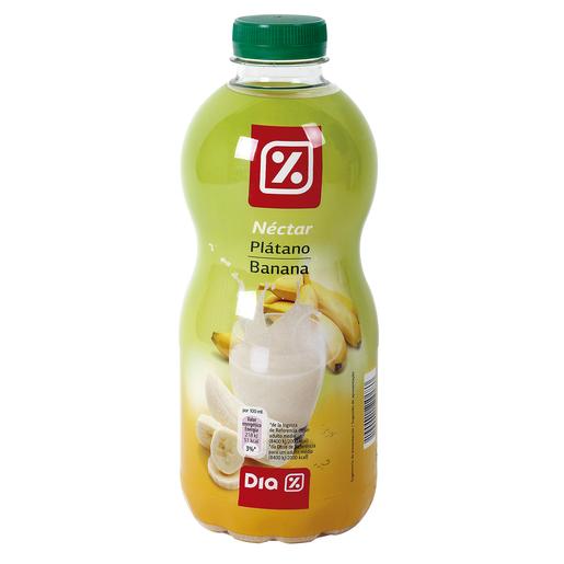 DIA nectar plátano botella 1 lt
