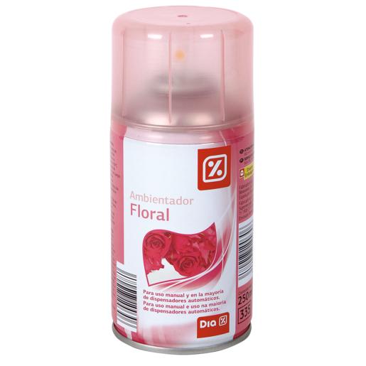 DIA ambientador automático aroma floral recambio 250 ml