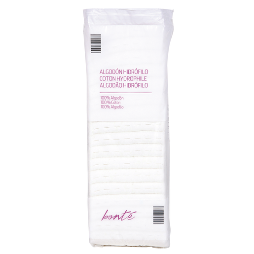 BONTE algodón hidrófilo muy absorbente bolsa 200 gr