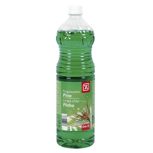 DIA fregasuelos aroma pino botella 1.5 lt