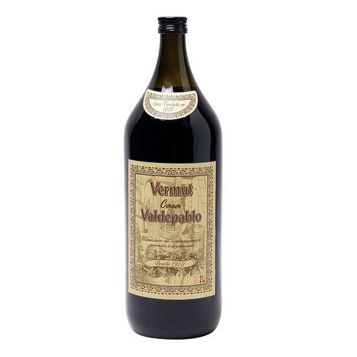 CASA VALDEPABLO vermut botella 2 lt