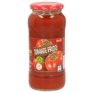 DIA VEGECAMPO tomate frito frasco 550 gr