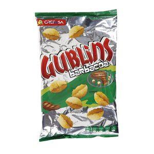 GREFUSA Gublins sabor barbacoa bolsa 120 g
