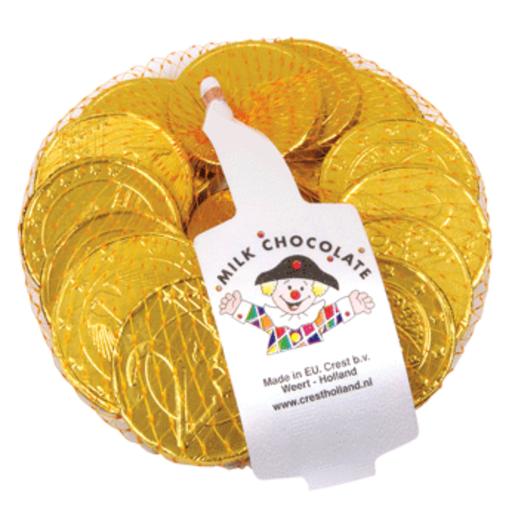 CREST monedas chocolate bolsa 110 gr
