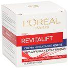 L'OREAL Revitalift crema de noche antiarrugas + firmeza tarro 50 ml