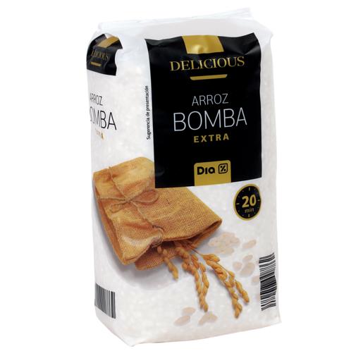 DIA DELICIOUS arroz bomba paquete 1 Kg