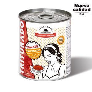 DIA VEGECAMPO tomate triturado lata 780 gr