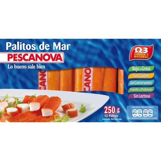 PESCANOVA palitos de mar envase 300 gr