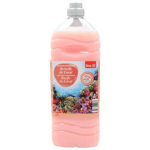 DIA suavizante concentrado con microcápsulas arrecife de coral botella 80 lv