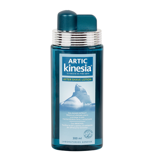 KINESIA Artic loción after shave frasco 300 ml