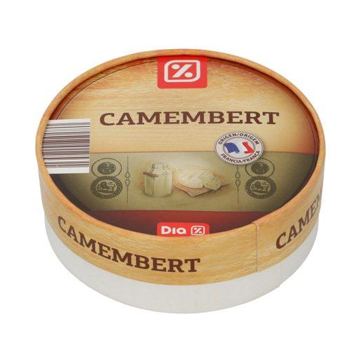 DIA queso camenbert caja 240 gr