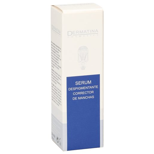 DERMATINA serum despigmentante corrector de manchas tubo 30 ml